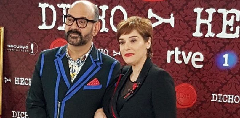 Dicho y Hecho, el nuevo programa de Anabel Alonso y José Corbacho para TVE