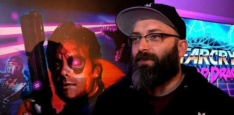 El director creativo de Far Cry 3: Blood Dragon abandona Ubisoft