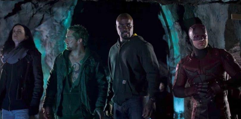 Krysten Ritter cree que no habrá segunda temporada de The Defenders