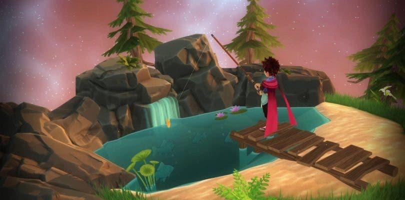 El videojuego español Deiland llega a PlayStation 4