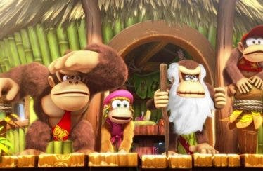 Donkey Kong Country: Tropical Freeze nos presenta a Funky y Donkey Kong en vídeo