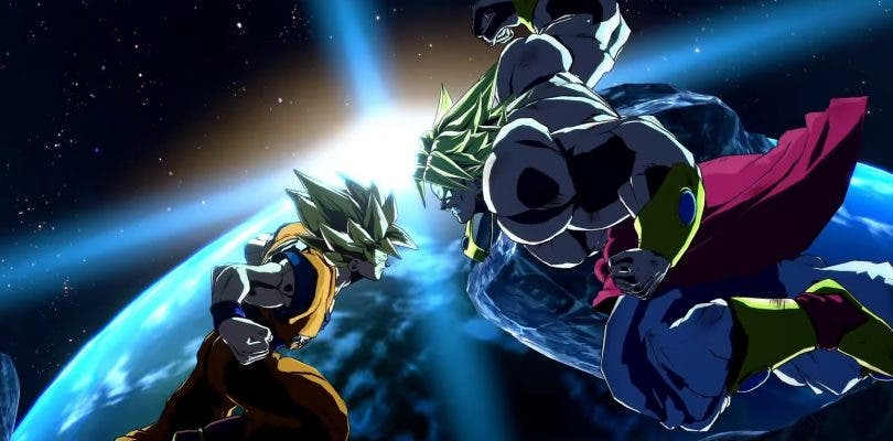 dragon ball fighterz bardock y broly