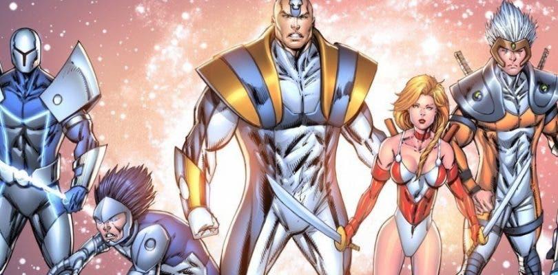 Netflix producirá películas de superhéroes basadas en los cómics de Rob Liefeld