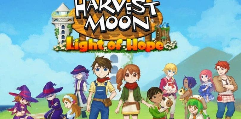 Harvest Moon: Light of Hope Special Edition muestra su contenido en vídeo