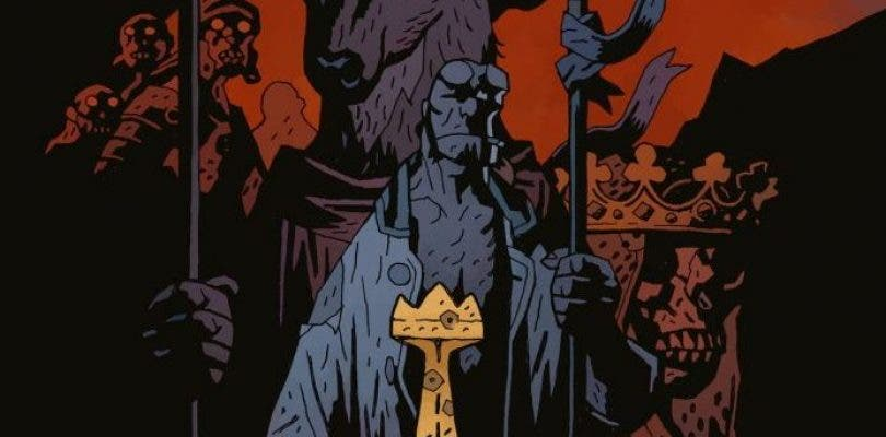 Esta es la historia y el cómic que adaptará el reboot de Hellboy