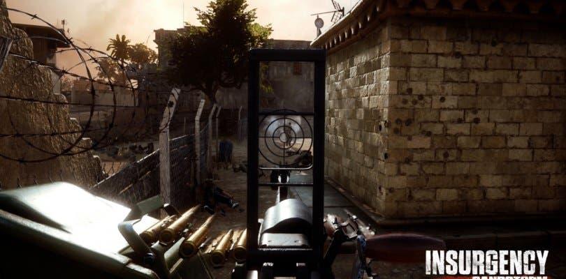 Insurgency: Sandstorm tendrá beta abierta este fin de semana en PC