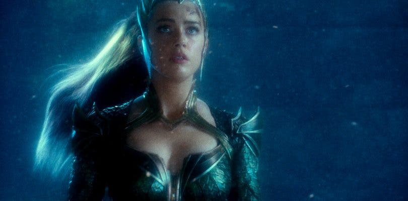 Así se iniciará la relación entre Arthur y Mera en Aquaman