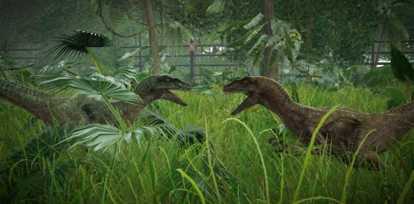 Jurassic World Evolution sumará nuevo DLC centrado en el misterioso Dr. Wu