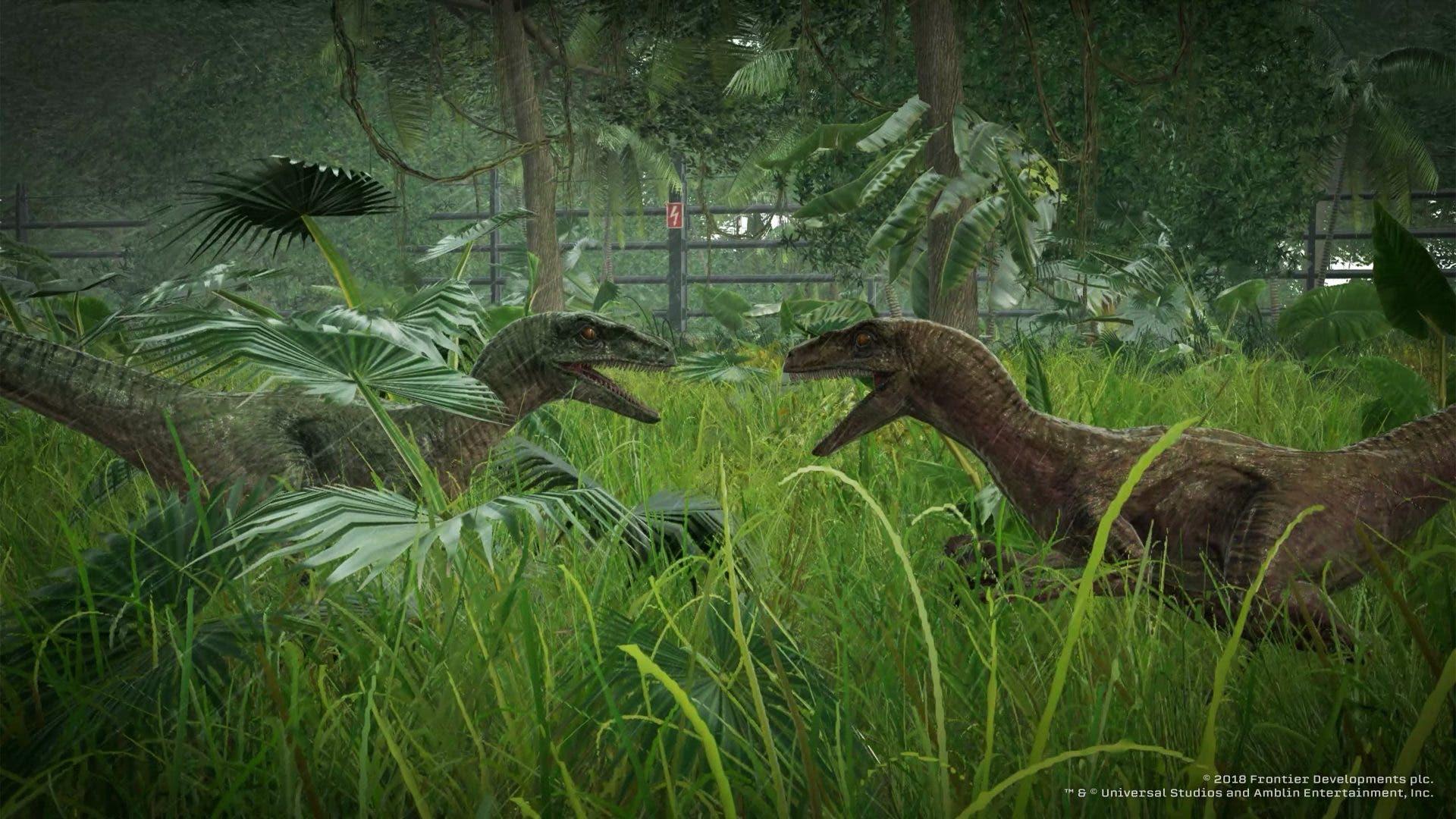 Imagen de Jurassic World Evolution sumará nuevo DLC centrado en el misterioso Dr. Wu