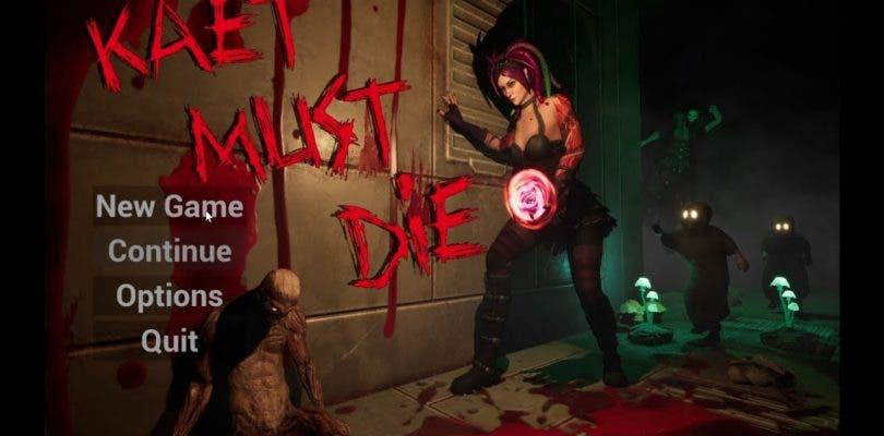 El juego de terror Kaet Must Die! también verá la luz en consolas