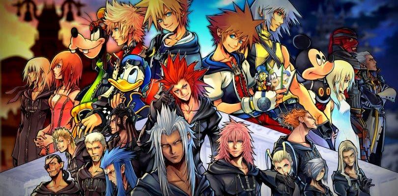 Repasa toda la historia de Kingdom Hearts en vídeo gracias a Square Enix