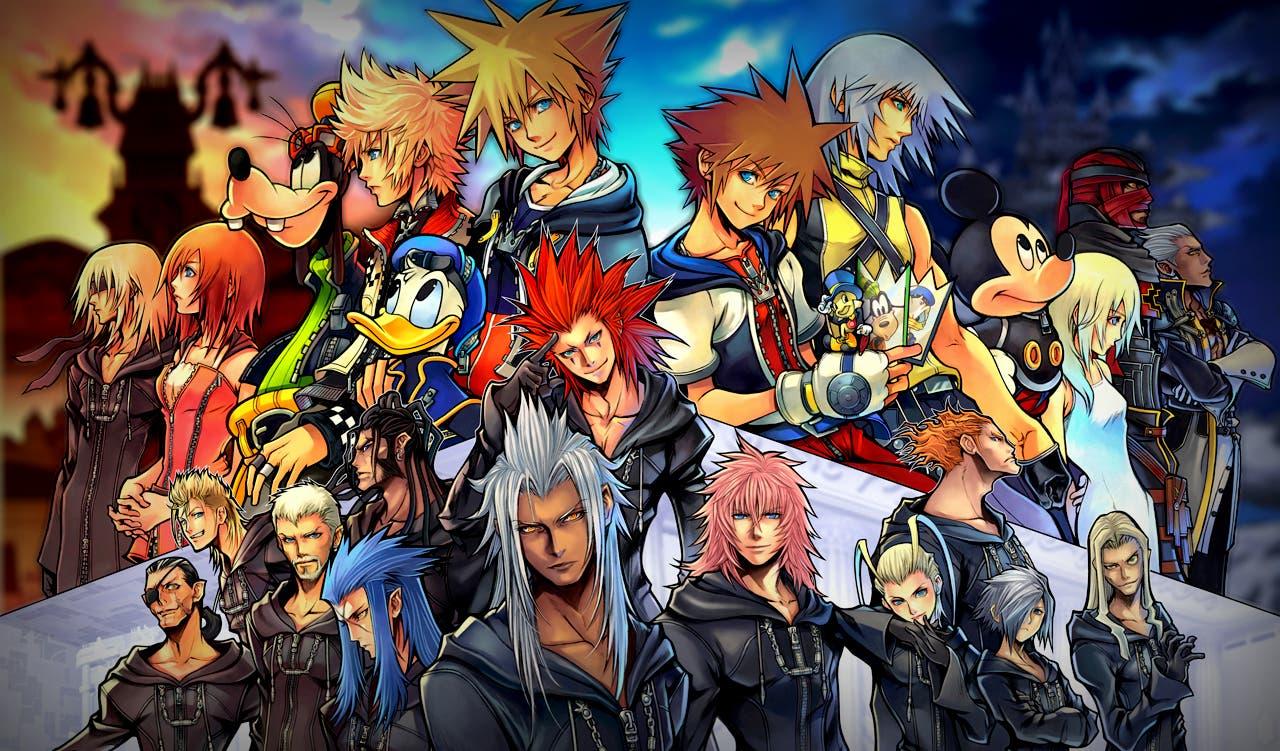 Imagen de Kingdom Hearts: pasado, presente y futuro de una mágica historia