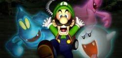 Nintendo da a conocer la fecha de lanzamiento de Luigi's Mansion