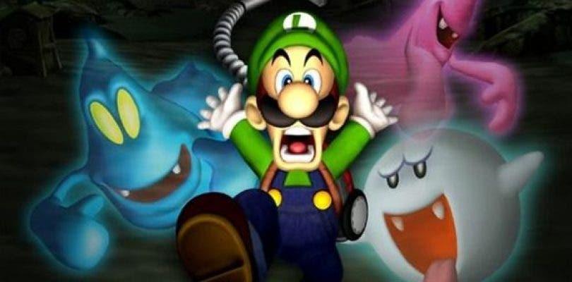 Nintendo presenta un remake de Luigi's Mansion para 3DS