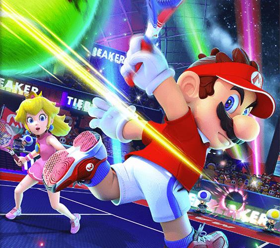 Imagen de Tres nuevos personajes podrían haberse filtrado para Mario Tennis Aces