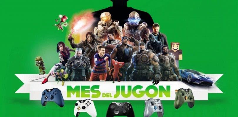El Mes del Jugón vuelve a Xbox con multitud de ofertas y promociones
