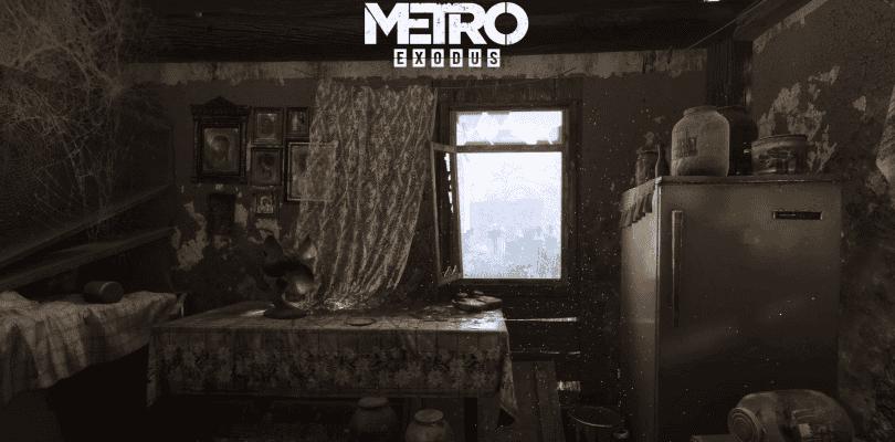 El guión de Metro Exodus es más extenso que las anteriores entregas juntas