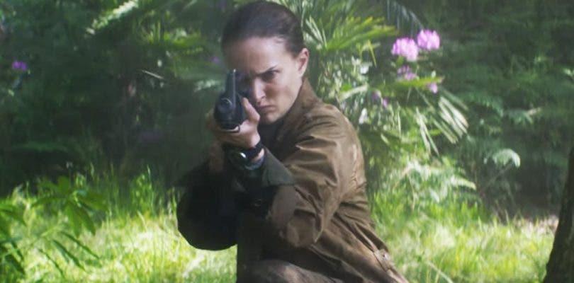 La cinta de ciencia ficción Aniquilación llega hoy a Netflix