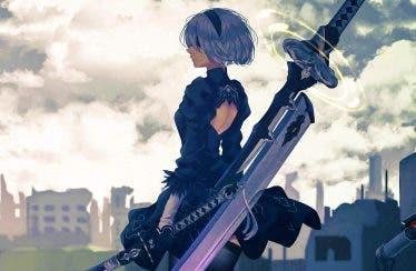 La espada de NieR: Automata se hace realidad gracias a Man at Arms