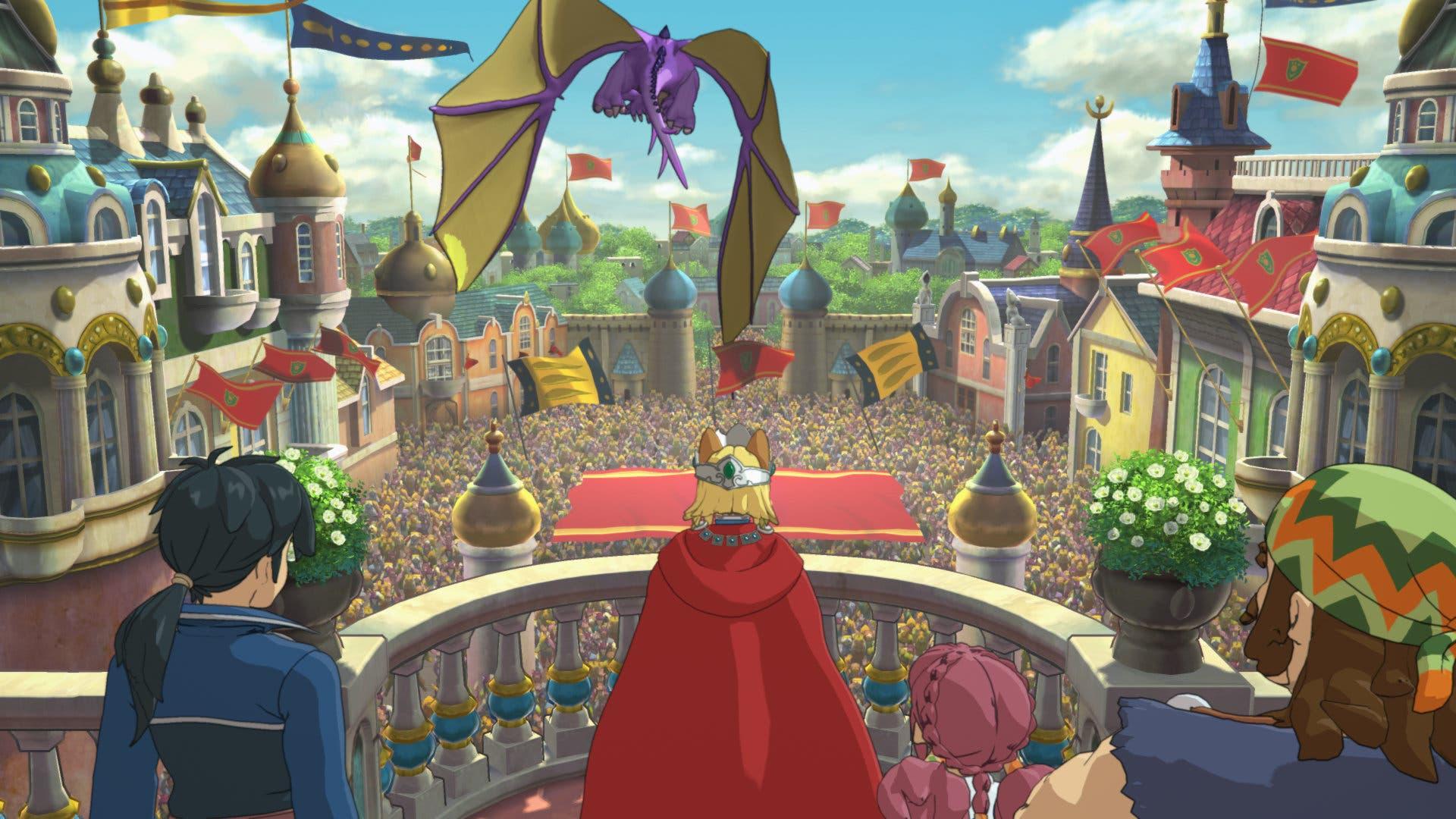 Imagen de Análisis Ni no Kuni II: El Renacer de un Reino