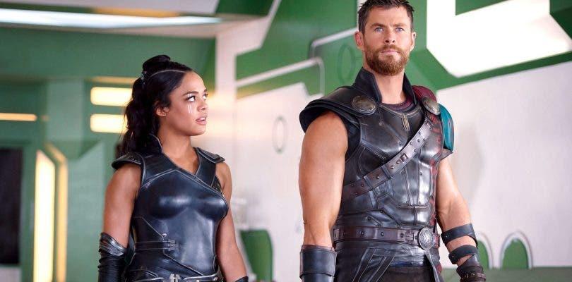 Tessa Thompson estará junto a Hemsworth en el reboot de Men in Black