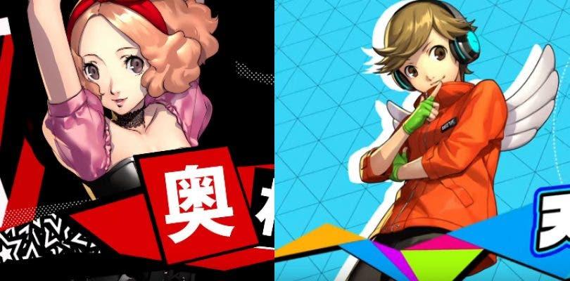 Haru y Ken son las estrellas de los nuevos tráileres de Persona 3 y 5: Dancing