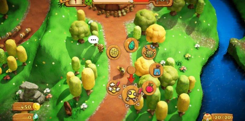 Disponible la demo de PixelJunk Monsters 2 en PlayStation 4 y PC