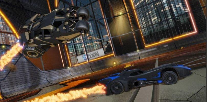 El pack de DC Comics llega mañana a Rocket League