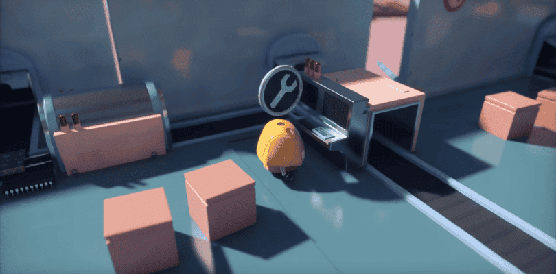 EA muestra una espectacular demo técnica con un peculiar proyecto
