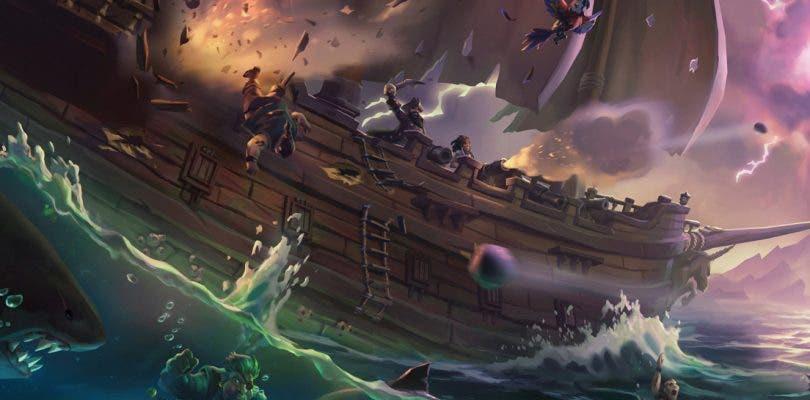 El último parche de Sea of Thieves llega con una agradable sorpresa para nostálgicos