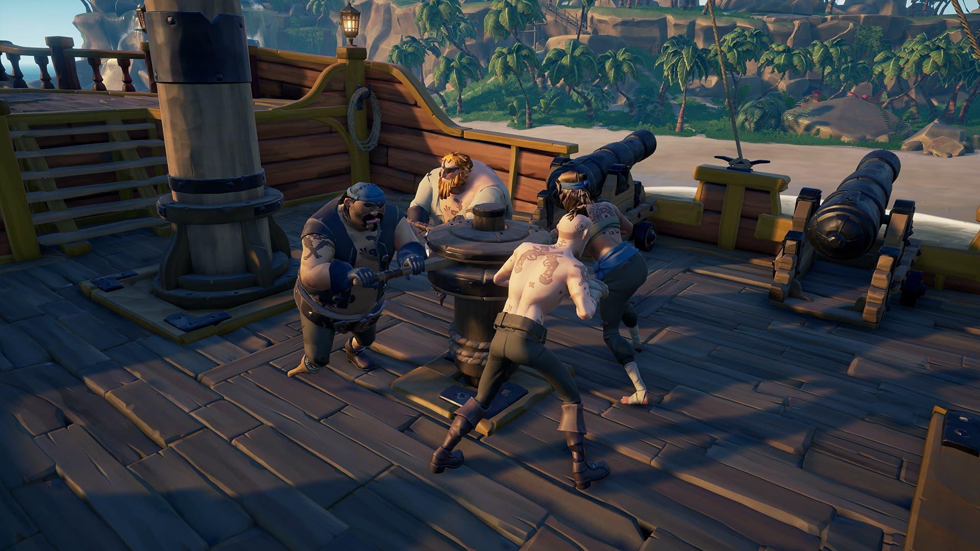 Imagen de Sea of Thieves llegará pronto a Steam y ofrecerá crossplay