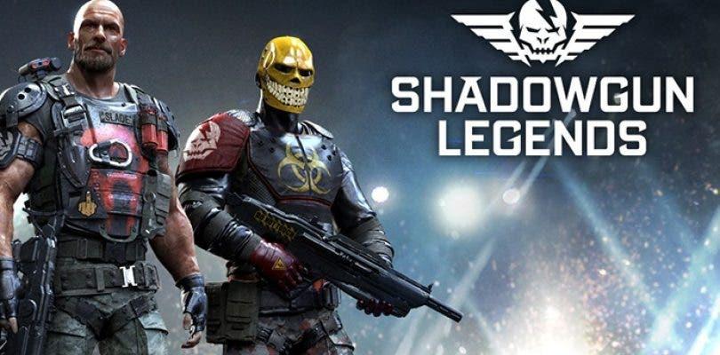 Shadowgun Legends estrena tráiler de lanzamiento