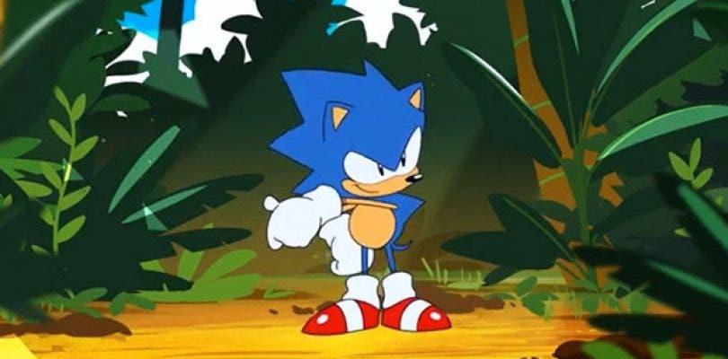 Sonic será protagonista de una serie de cortos animados