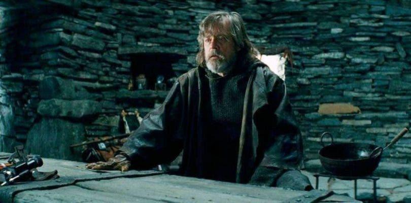 Mark Hamill quería otro papel para Luke en Star Wars: Episodio IX
