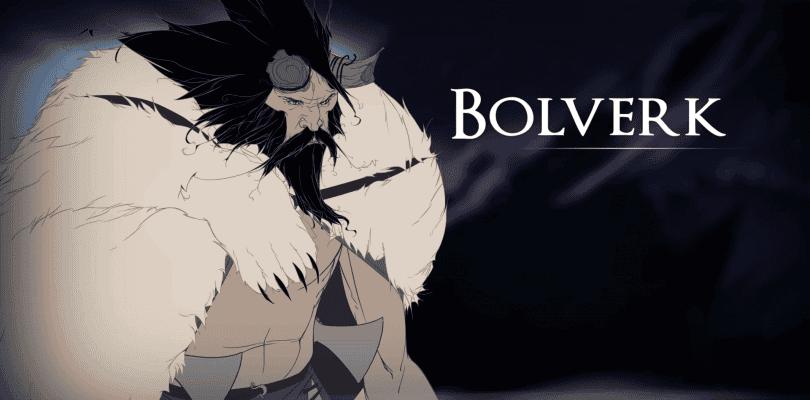 Bolverk se deja ver en un nuevo tráiler de The Banner Saga 3