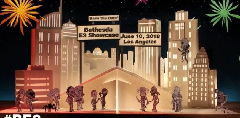 Bethesda confirma la fecha y la hora de su conferencia para el E3 2018