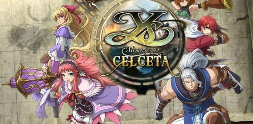 XSEED anuncia la llegada de Ys: Memories of Celceta a PC