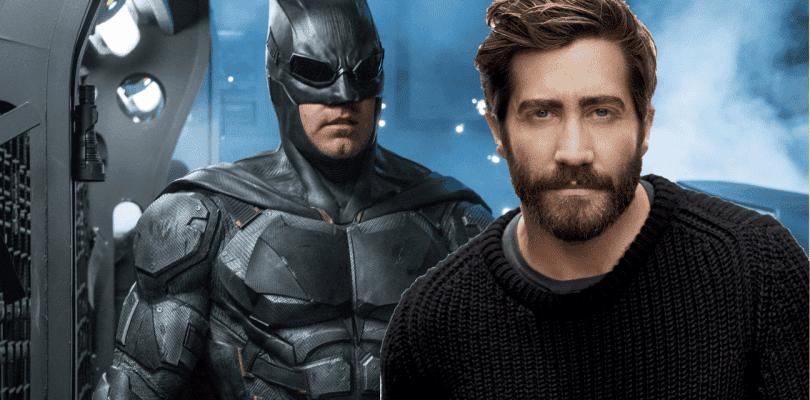 Jake Gyllenhaal finalmente no será el nuevo Batman