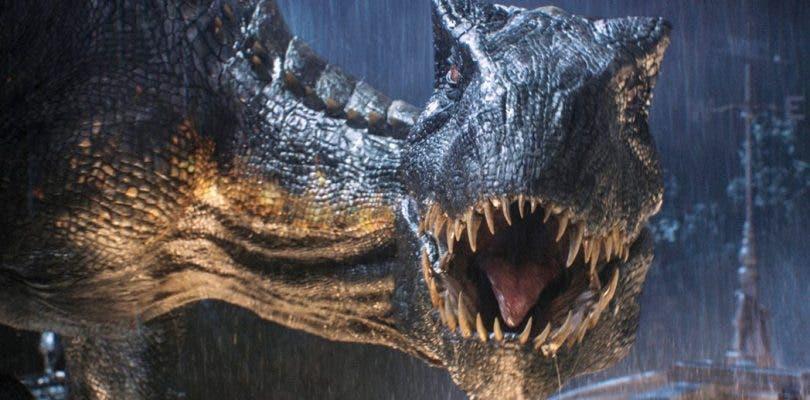 Un nuevo dinosaurio desata el terror en el trailer final de Jurassic World 2