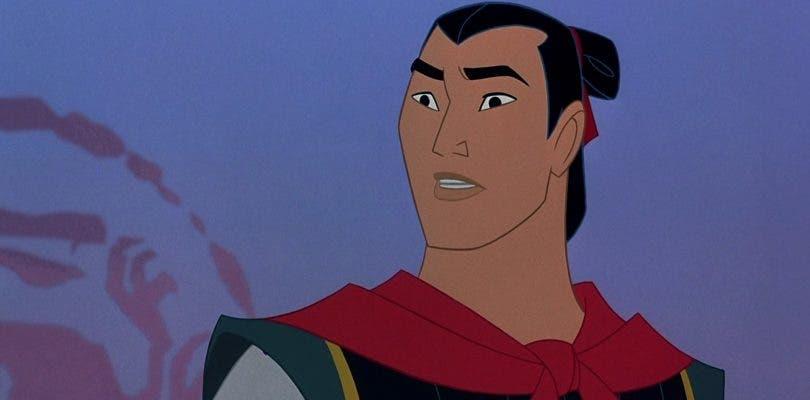 Disney habría eliminado a Li Shang del live-action de Mulán