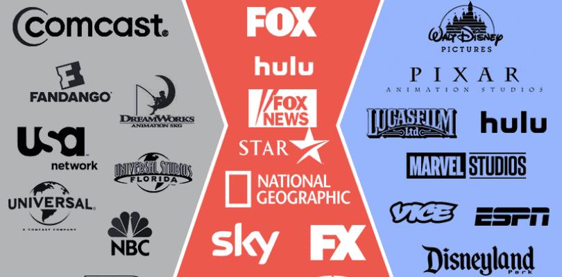 Comcast ofreció más dinero que Disney por la compra de Fox