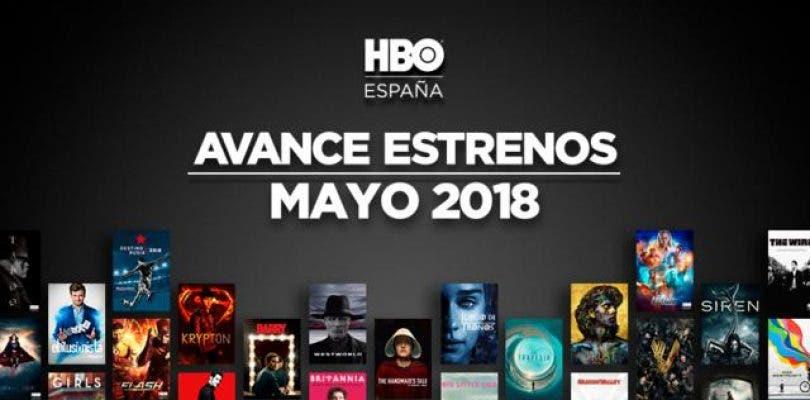 Estas son todas las novedades que llegan a HBO España en mayo