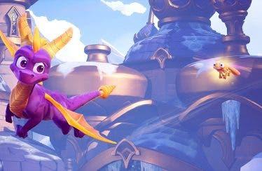 Spyro Reignited Trilogy vuelve a mostrar su segunda entrega en un gameplay