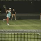 AO International Tennis muestra el editor de estadios y el creador de eventos