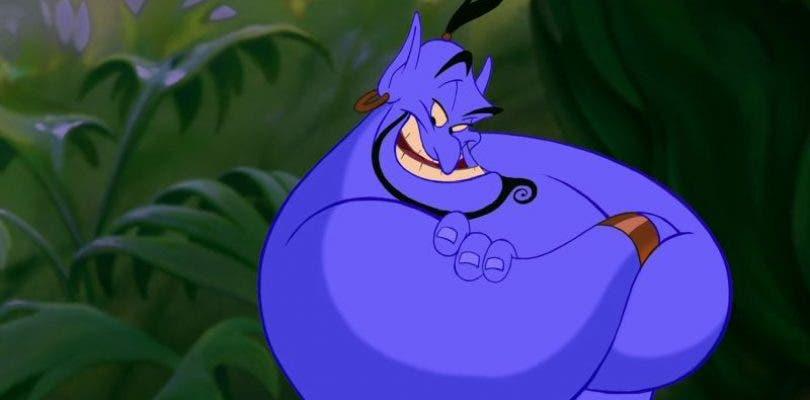 El genio interpretado por Will Smith en Aladdin no será azul