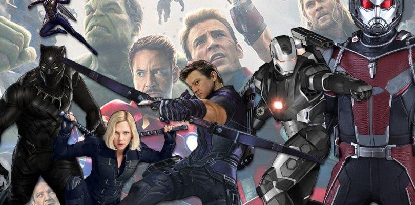 Avengers 4 será probablemente más larga que Vengadores: Infinity War