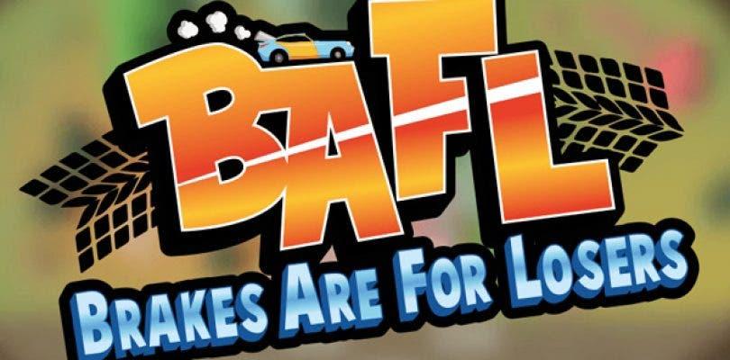 BAFL: Brakes Are For Losers calienta motores con su tráiler de lanzamiento en Nintendo Switch