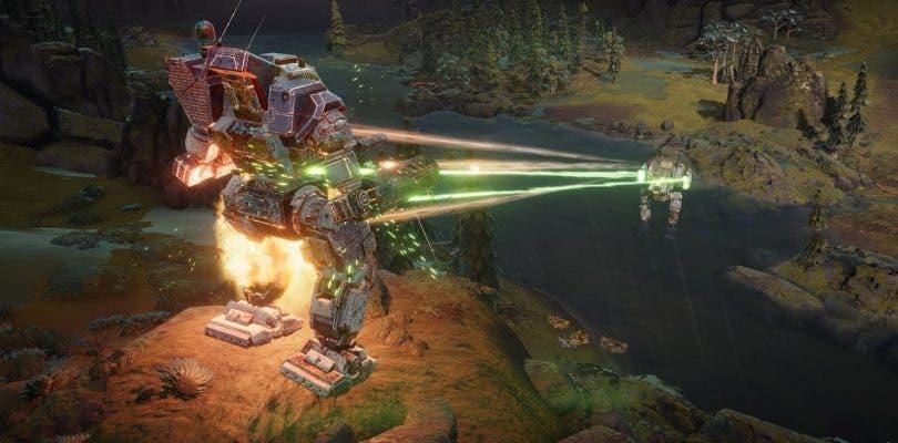 Battletech nos permite apreciar en vídeo su introducción cinematográfica