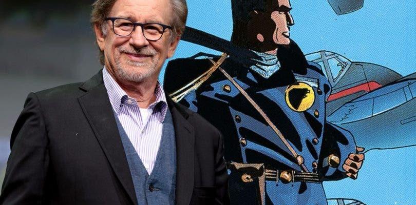 Steven Spielberg se une al DCEU para dirigir la adaptación de Blackhawk