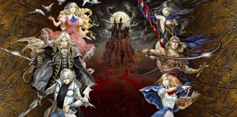 Castlevania: Grimoire of Souls es la nueva entrega de la serie de Konami para iOS